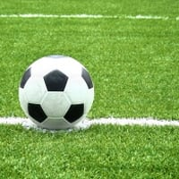 Football... a game of two halves