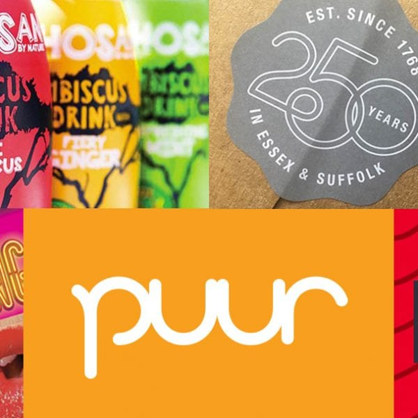 Puur: Graphic design agency in Colchester