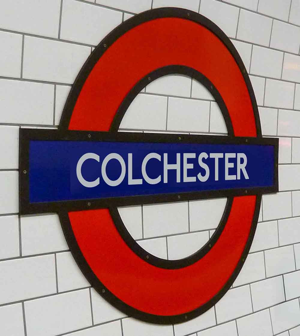 Colchester is where we develop design